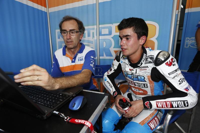 Ray, Rodríguez y Sánchez llegan al equipo Larresport CEV Moto3