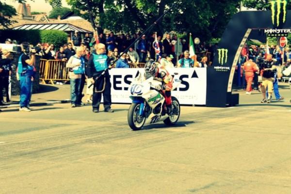 Maeso en TT zero 2012
