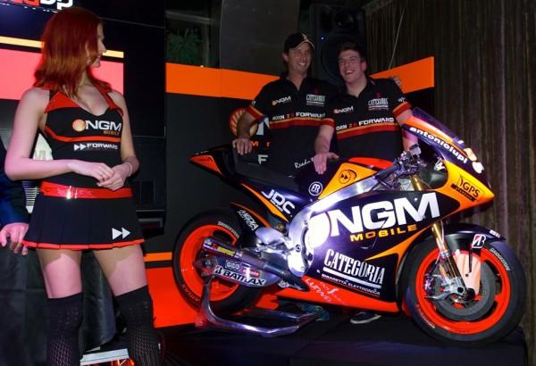 MotoGP NGM Forward