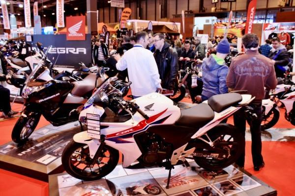 MotoMadrid 2013 exposición detalle