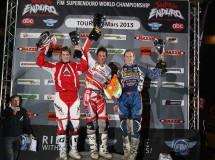 Blazusiak se proclama campeón del SuperEnduro 2013 y Gibert maravilla