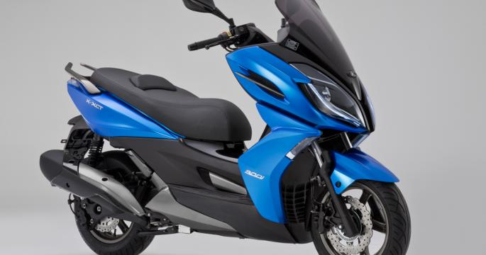 Llega la nueva Kymco K-XCT 125cc y 300cc
