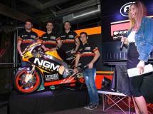 El NGM Mobile Forward Racing 2013 se presenta en Milán
