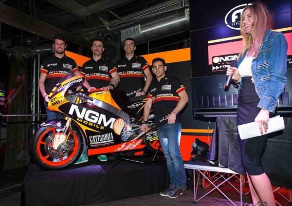 moto2 NGM Forward