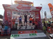 Seistola, Cervantes, Sanz y Philips han ganado en el día 1 del Enduro en Murcia