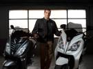 Descubre el Club Peugeot Scooters y consigue tu polo firmado por Marc Gené