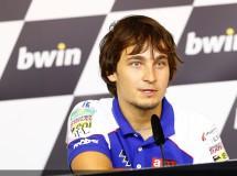 Márquez, Lorenzo, Rossi, Hayden, Abraham y Salom en la rueda prensa de Brno