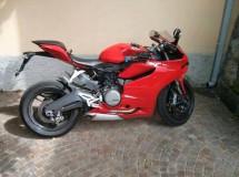 Primeras imágenes de la Ducati 899 Panigale