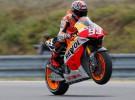 Marc Márquez vuelve a maravillar en MotoGP Brno, con Pedrosa 2º y Lorenzo 3º