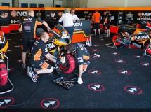El Forward Racing contará con una Yamaha casi completa para 2014