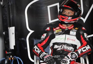 Michel Fabrizio estará en el test SBK Jerez con el Red Devils