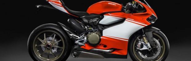 Ducati presenta su especial 1199 Superleggera