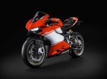 Ducati presenta su especial 1199 Superleggera (II)