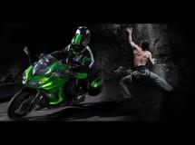 Kawasaki presenta sus novedades para la Z1000SX 2014
