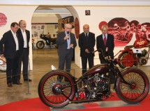 La exposición Motos Únicas y Singulares llega al Museo de la Moto de BCN