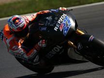 Casey Stoner sigue con sus test HRC MotoGP en Motegi