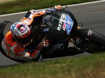Casey Stoner completa tres días de test Honda en Sugo