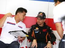 Casey Stoner probará la Honda 2015 y los neumáticos Bridgestone y Michelin
