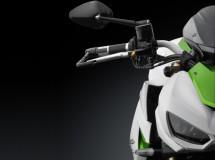 La Kawasaki Z1000 se viste de Rizoma de los pies a la cabeza