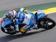 Viñales, Terol y Lorenzo controlan los WU MotoGP en Valencia