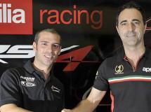 Marco Melandri podría volver a MotoGP con Aprilia y Gresini