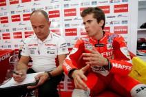 """Nico Terol: """"Estoy contento por tener esta oportunidad con el equipo Althea"""""""