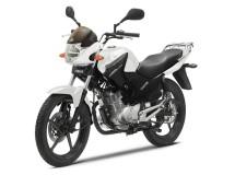 La Yamaha YBR 125 para 2014