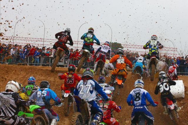 Novedades RFME Motocross 2014.Fotografía Domingo Merino