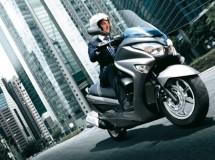 La nueva Suzuki Burgman 125 con ABS ya está disponible