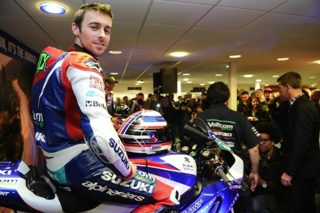 Eugene Laverty confirma su adiós de SBK y su salto a MotoGP para 2015