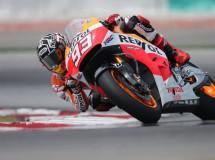 Marc Márquez cierra el primer test MotoGP Sepang como el mejor