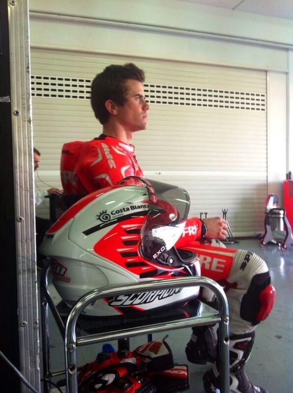 El Althea Racing SBK hace oficial el fichaje de Nico Terol