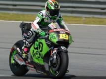 Bautista el más rápido del día 1 de test MotoGP 2014 en Sepang