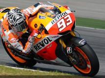 Marc Márquez domina el día 1 de test MotoGP en Sepang