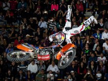 Sherwood gana la primera cita Red Bull X-Fighters 2014 en México, Torres 3º