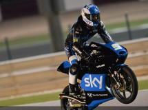 Fenati, Cortese y Aleix Espargaró los mejores de la FP3 MotoGP en Qatar