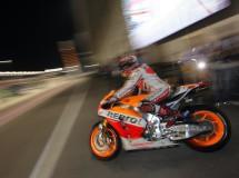 Marc Márquez logra la pole de MotoGP en Qatar. Bautista 2º y Smith 3º