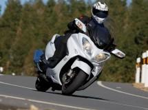 Ahora la Suzuki Burgman 650 por 165 euros al mes