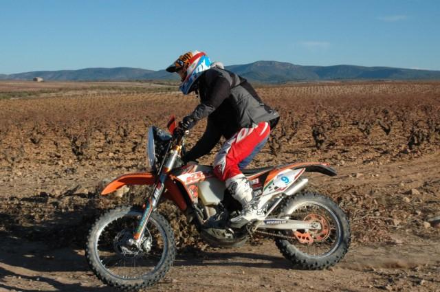 MotoDes Rally TT Teruel 06-04-2014