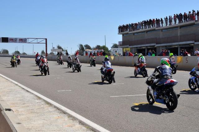 Parrilla Pre Moto3