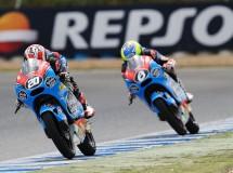 Quartararo, Barragán, Porto y Jiménez controlan los Warm up CEV en Jerez