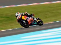 Miller, Márquez y Folger mandan en la FP3 MotoGP de Argentina