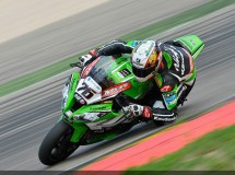 Van der Mark y Baz controlan la FP2 SBK en Jerez