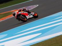 Marc Márquez vuela en Argentina y consigue la pole MotoGP, Lorenzo 2º y Pedrosa 3º