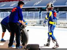 El equipo Suzuki MotoGP Team ha completado su test en Austin