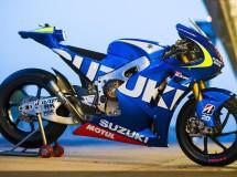 Test Suzuki MotoGP en el Circuito de Austin