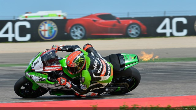tom sykes superpole
