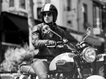 Triumph presenta su colección inspirada en Steve Mcqueen