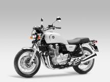 Honda presenta su nueva CB1100 EX