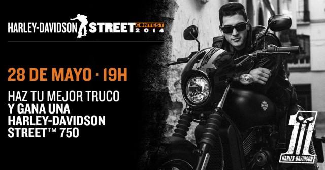 HD_Street Premiere Night_Harley-Davidson Street Contest